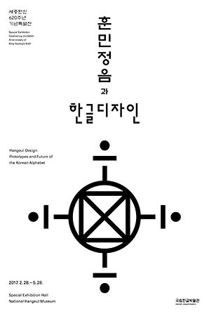 訓民正音とハングルデザイン