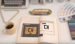 옛 글꼴 아카이브, 옛글꼴누리 홍보 영상 썸네일